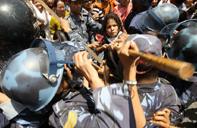 Nepal_Maoists_Protest