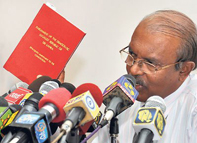 Commissioner of Elections Dayananda Dissanayake