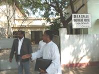 டி லா சாலே பிரதேர்ஸின் நிர்வாகத்தில் உள்ள சென் சேவியர் பாடசாலை.
