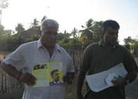 Angajan Ramanujan's Campaign