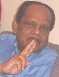 TULF Leader V Anandasangaree