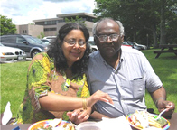 Prof_Hoole_with_his_Wife