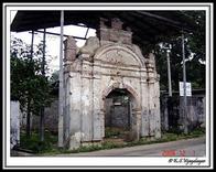 King Sangiliyan Palace Entrance